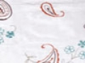 Cotton Voil with Embroidery 6478